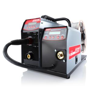 Inverter Schweißgerät PSI 270 PRO 4x4 400V PULSE DC MMA/WIG MIG/MAG